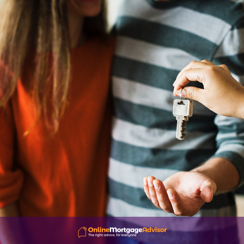 Repayments on a 100,000 mortgage
