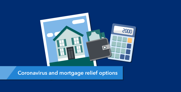 Guide to coronavirus mortgage relief options