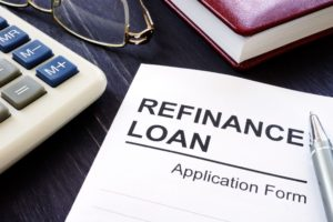 Best option for re financing home loan