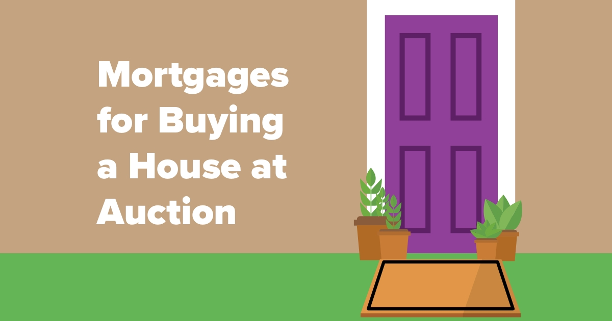 Buying a House at Auction with a Mortgage