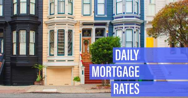 Mortgage Interest Rates Today, June 25, 2020