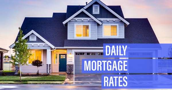 Mortgage Interest Rates Today, June 29, 2020