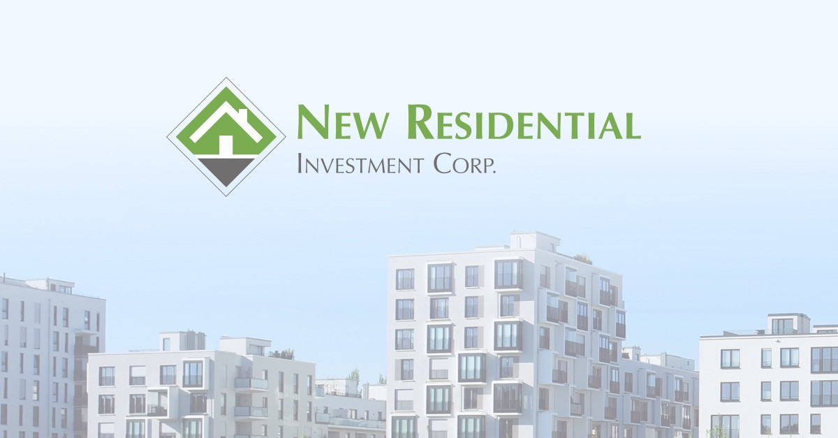 New Residential Investment Corp. (NRZ)