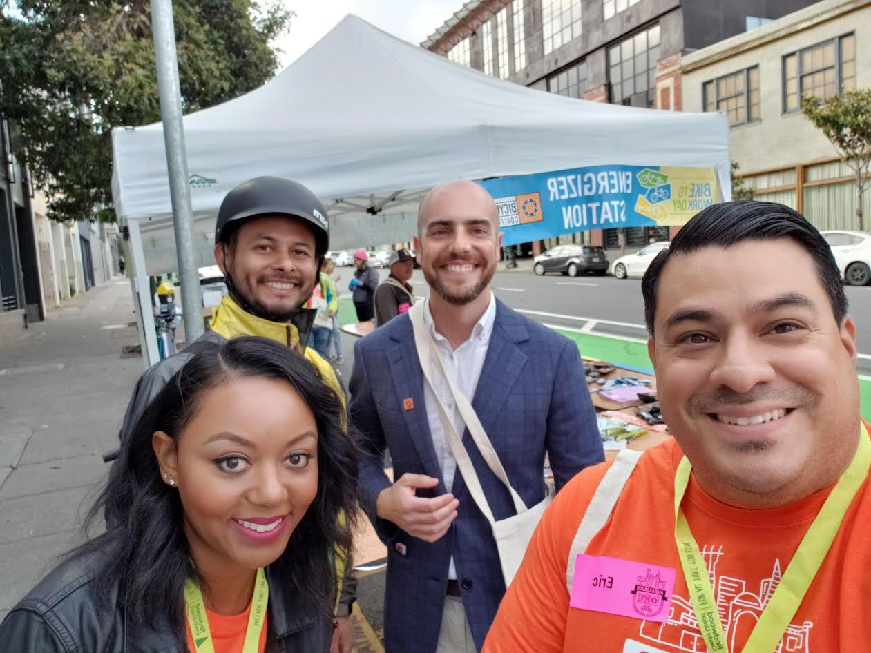 We've Partnered With Redwood Credit Union – San Francisco Bicycle Coalition