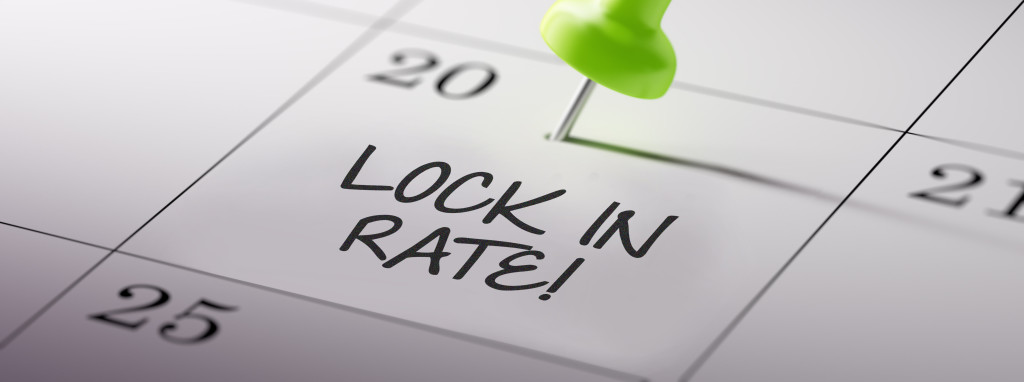 When to Lock in a Mortgage Rate