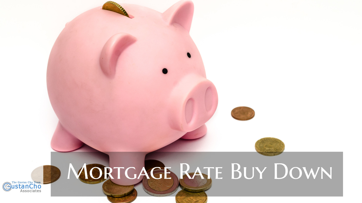 Mortgage Rate Buy Down With Discount Points With Sellers Concessions