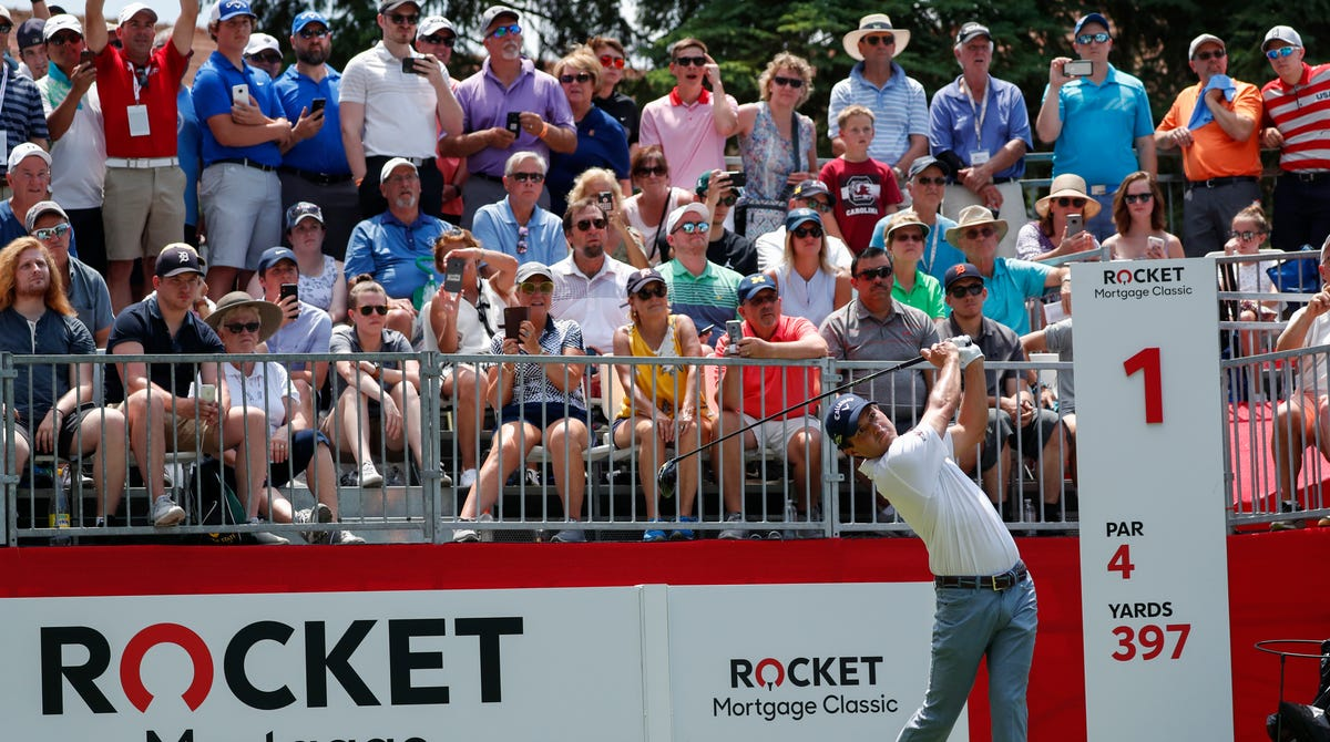 2020 Rocket Mortgage Classic tee times: The complete list