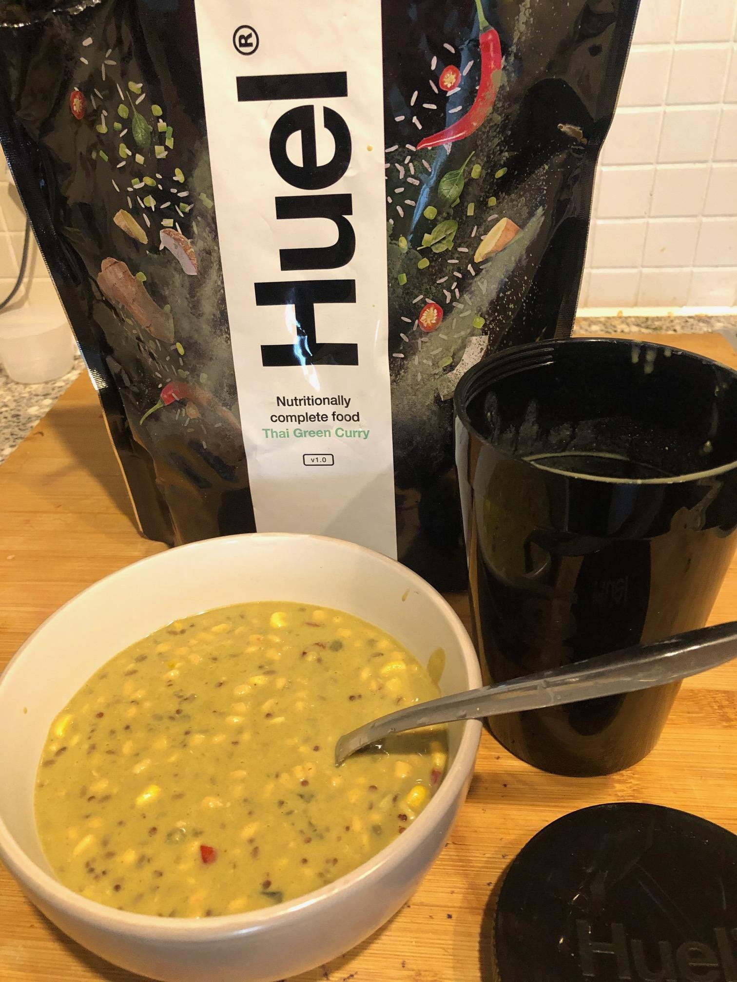 Huel Launch Event + New Product Pics + Initial Taste Impressions : Huel