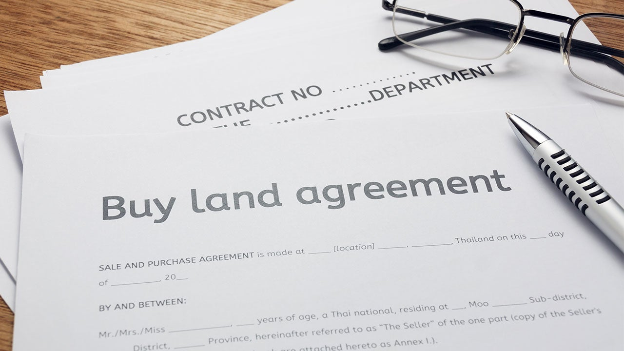 Land Contract - A Surprising Mortgage Alternative