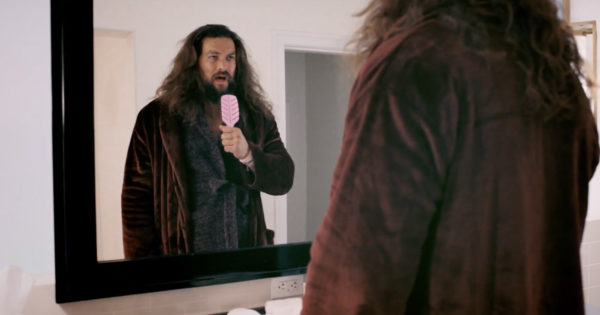 You've Never Seen Jason Momoa Like You Will in Quicken Loans' Super Bowl Ad