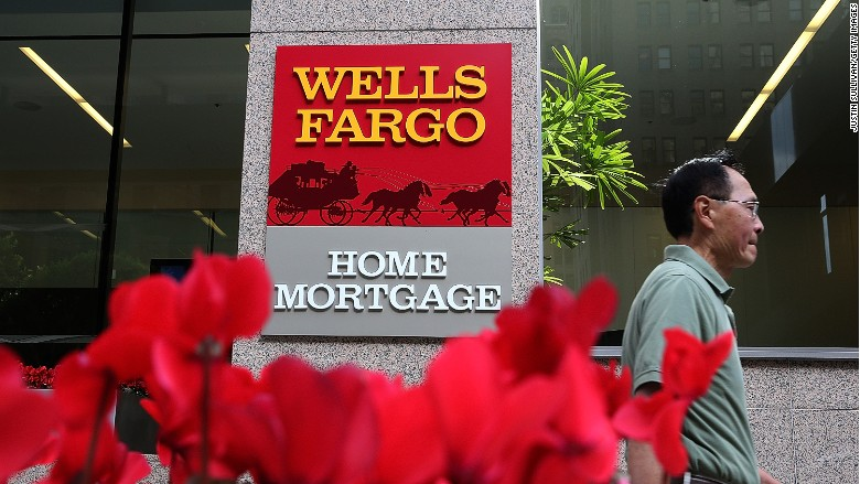 Wells Fargo wrongly hit homebuyers with fees to lock in mortgage rates