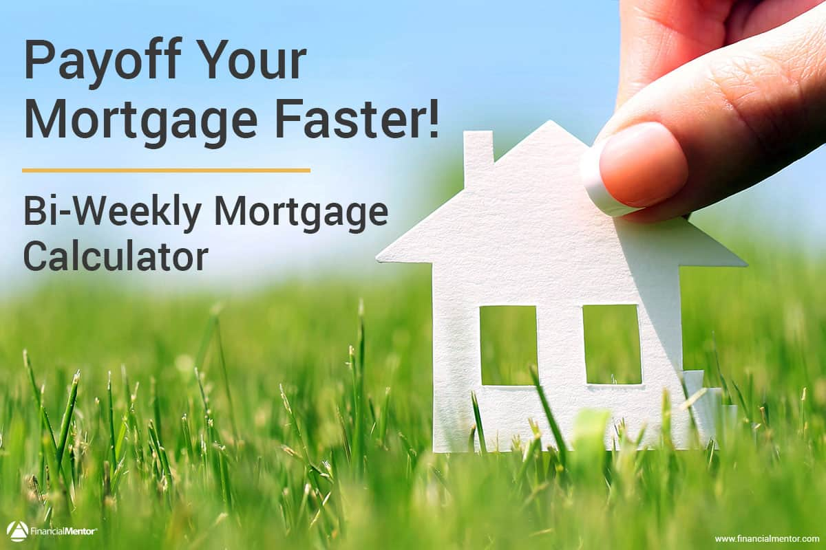 Bi-Weekly Mortgage Calculator – (Includes Optional Extra Payment & Amortization Schedule)