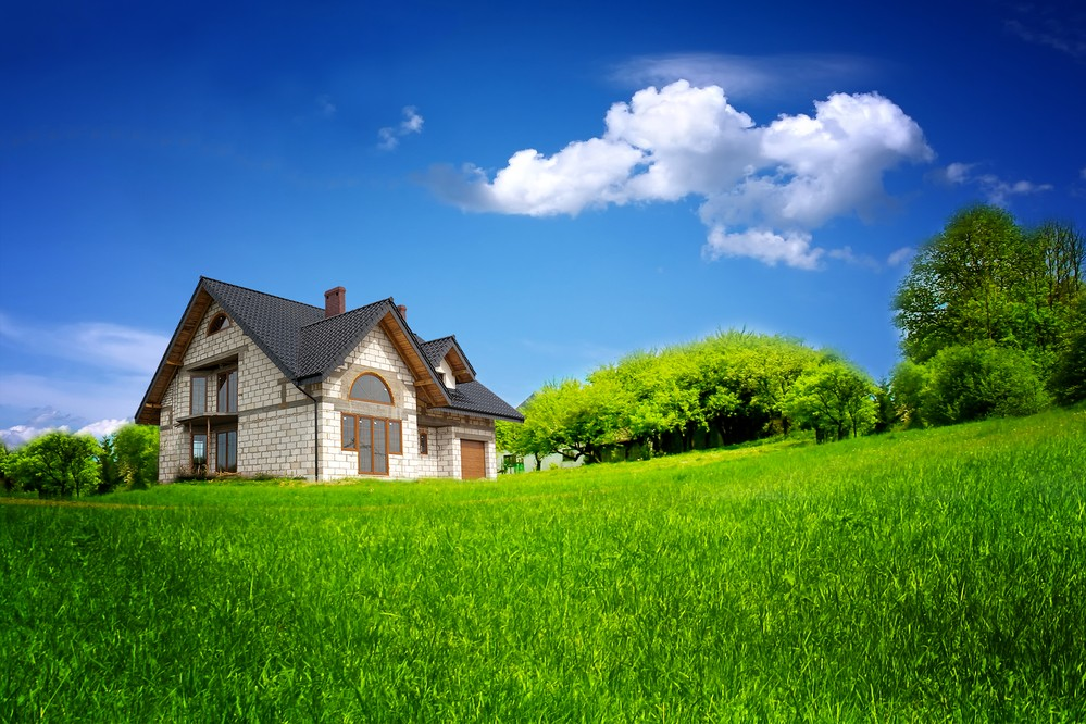 How to Buy Land and Build a House