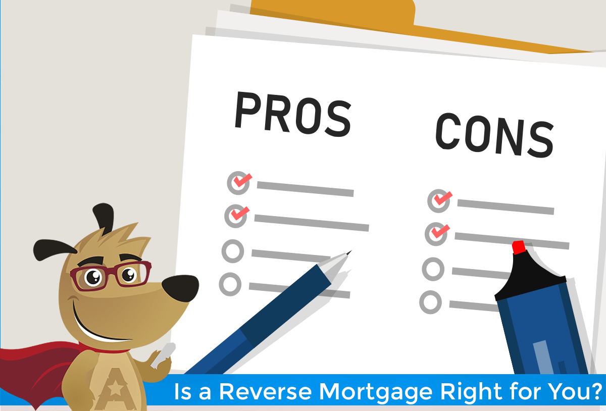 How to Determine if a Reverse Mortgage is Right for You!