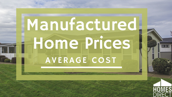 Manufactured/Mobile Homes Average Cost