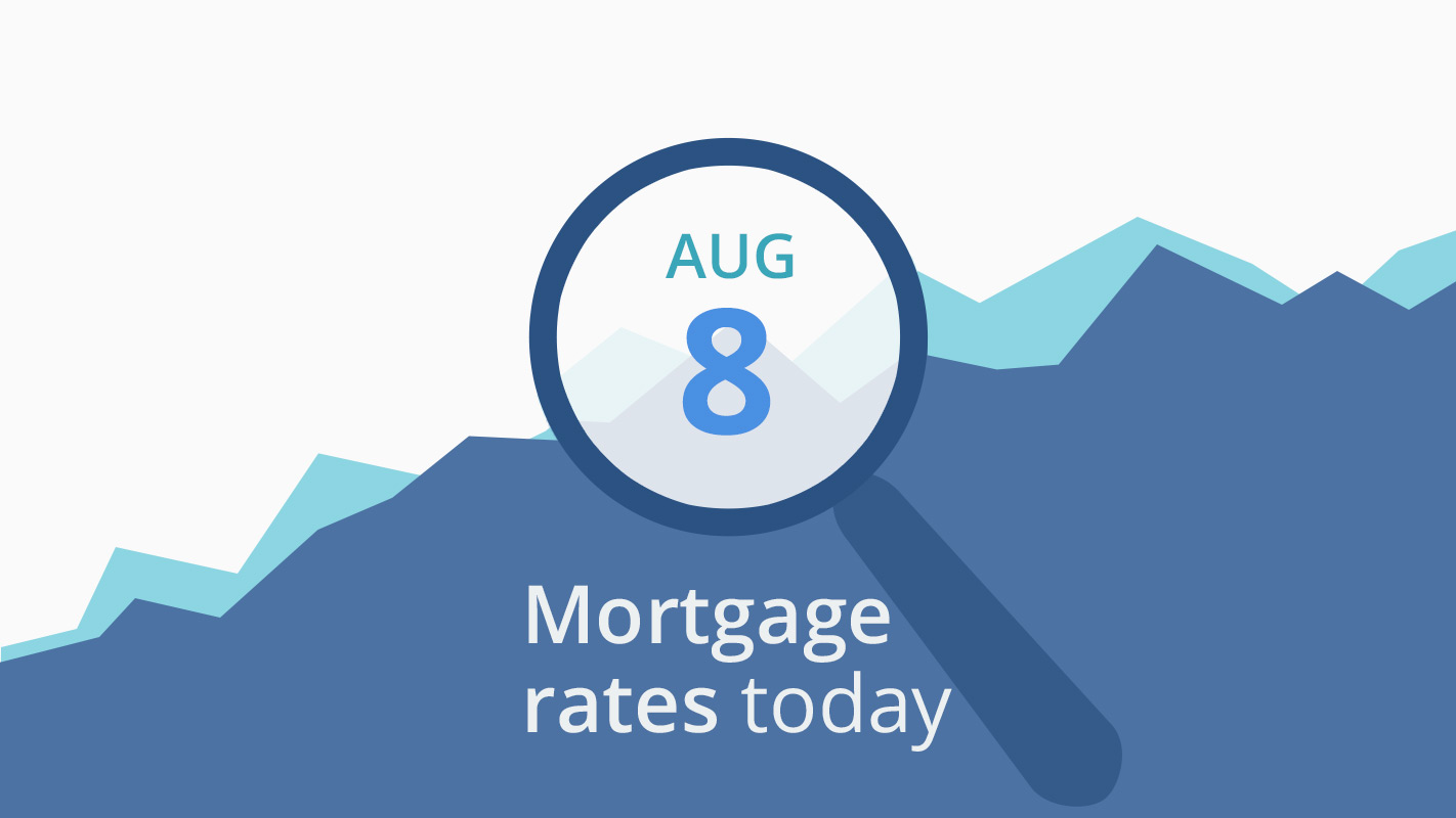 Mortgage rates today, August 8, 2019, plus lock recommendations