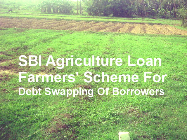 SBI Agriculture Loan – Farmer's Schemes For Land Purchase and Debt Swapping Of Borrowers