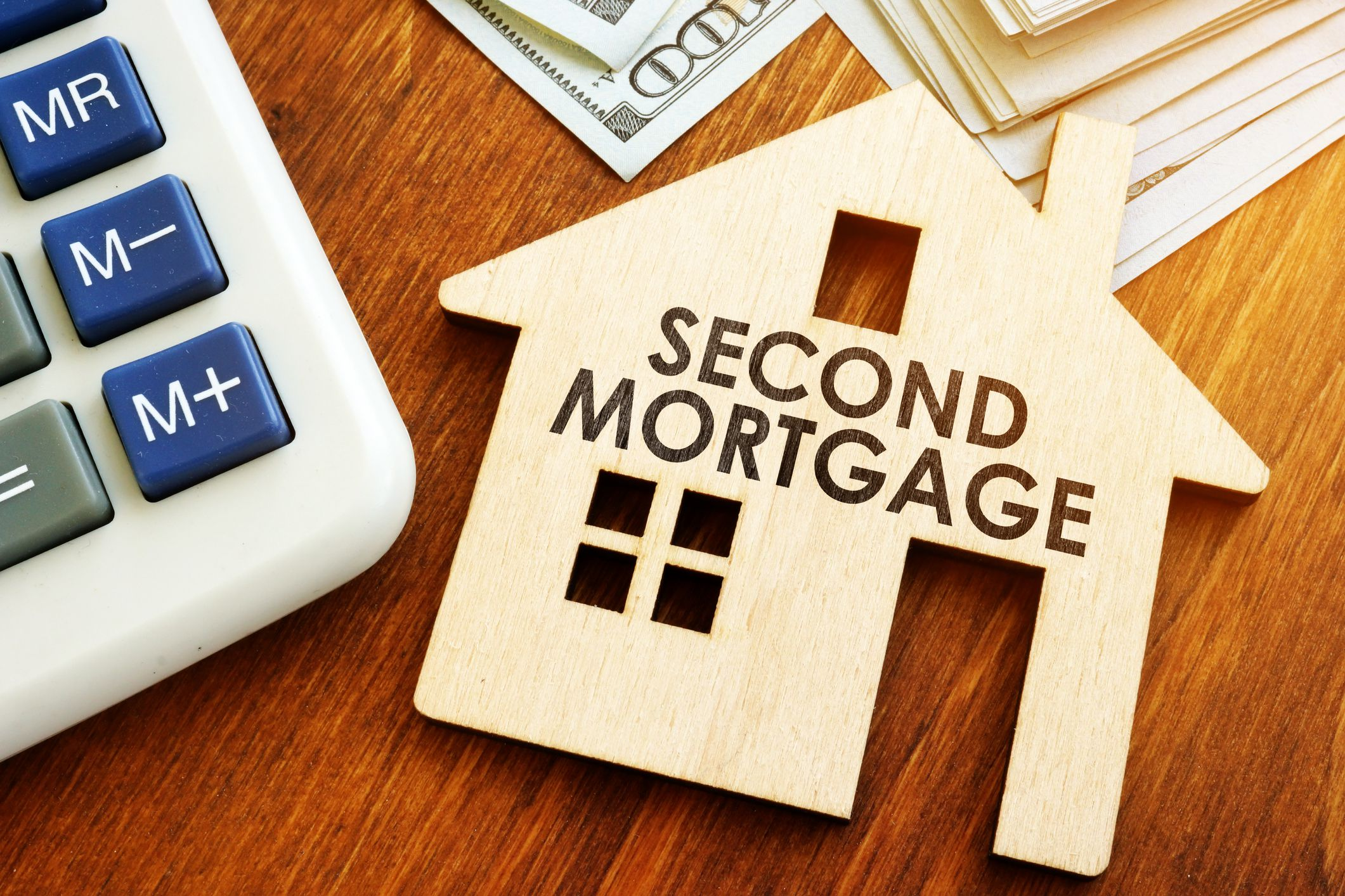 Second Mortgage Definition