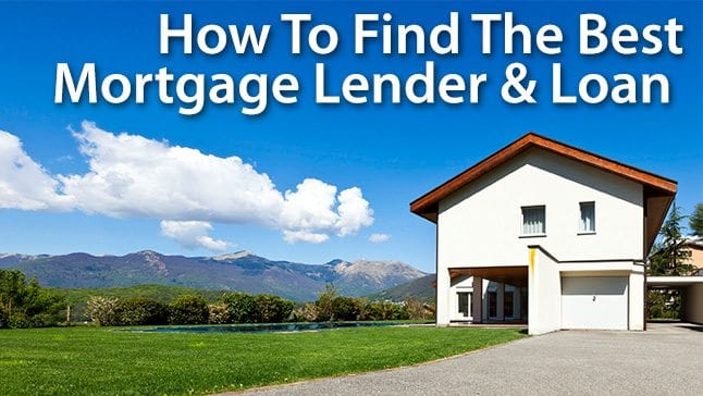 What to look for in a mortgage company