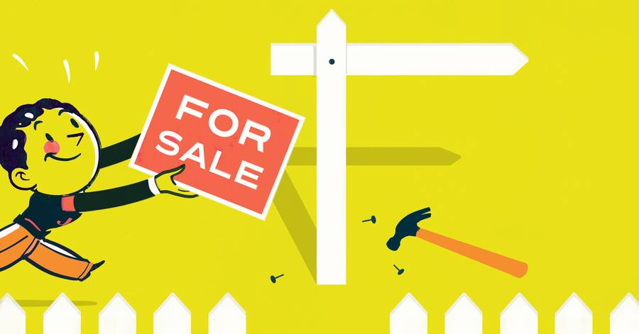 How to Sell Your Home Without a Real-Estate Agent