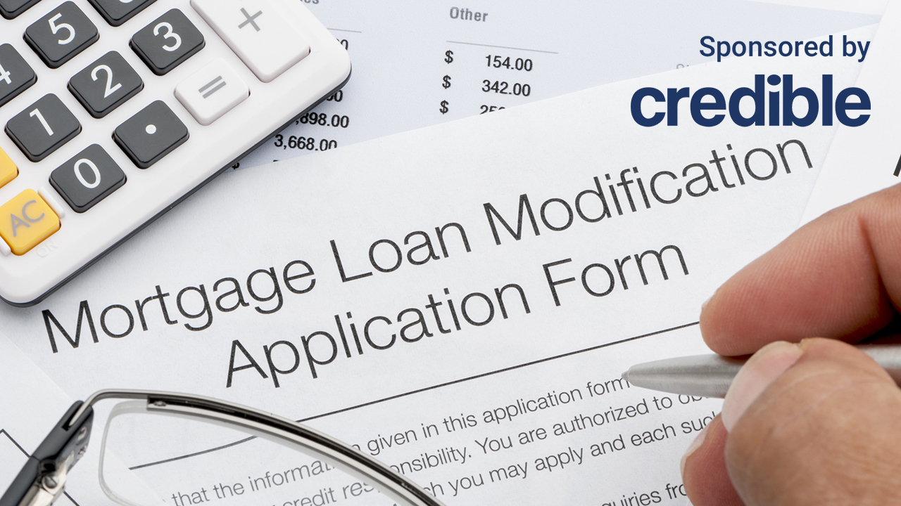 How does a mortgage loan modification work?