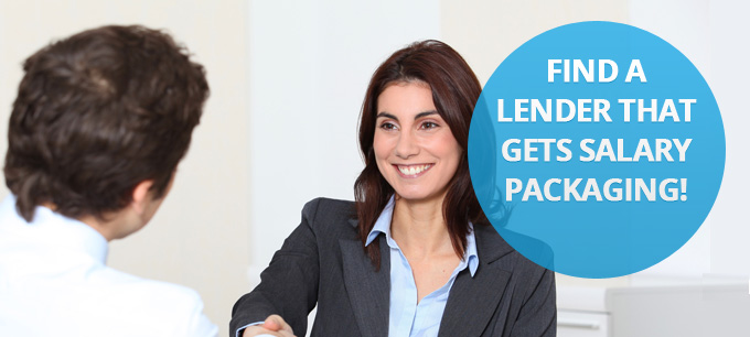 Salary Package Your Home Loan