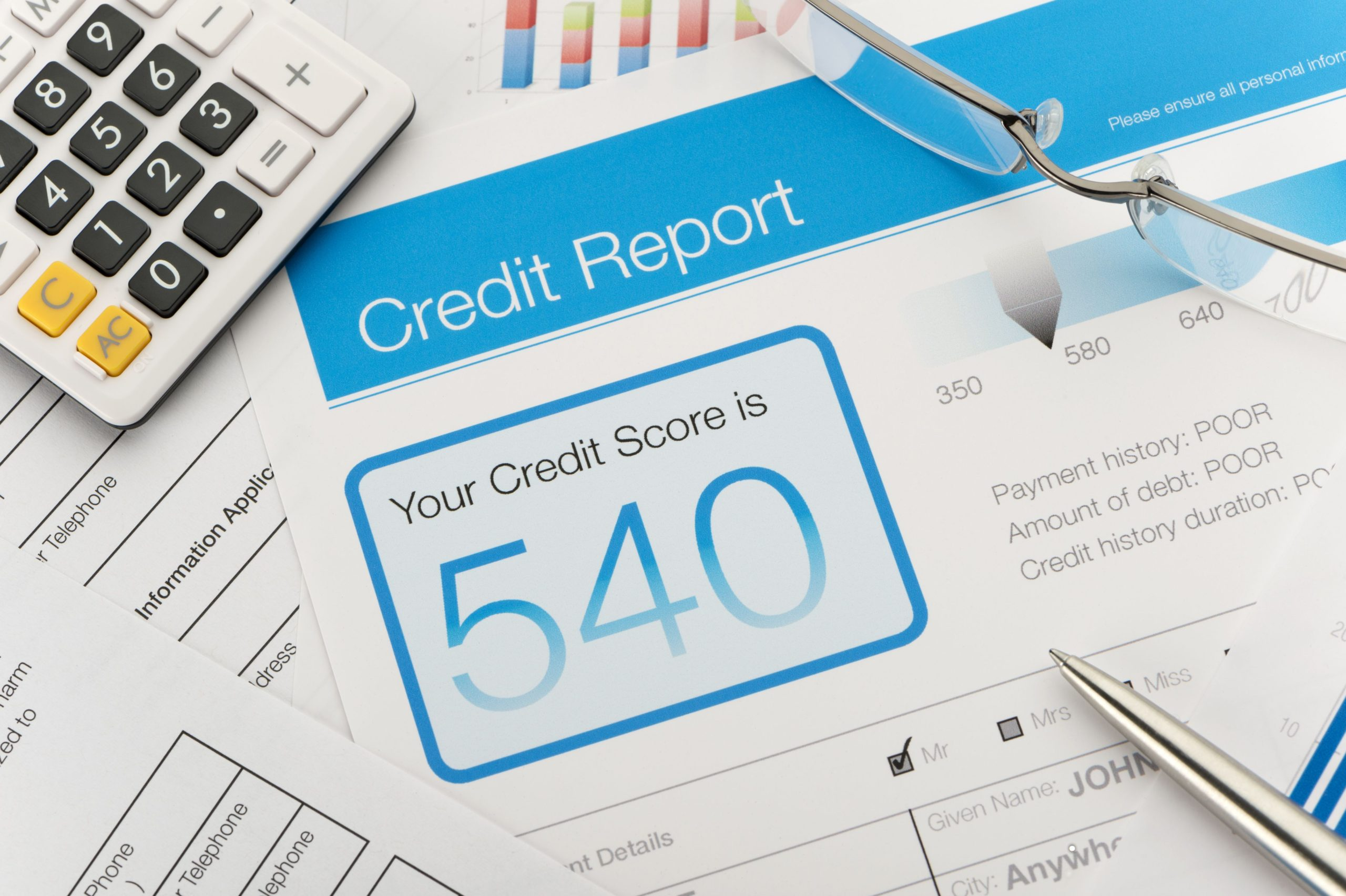 Purchase a Residence With Unhealthy Credit score