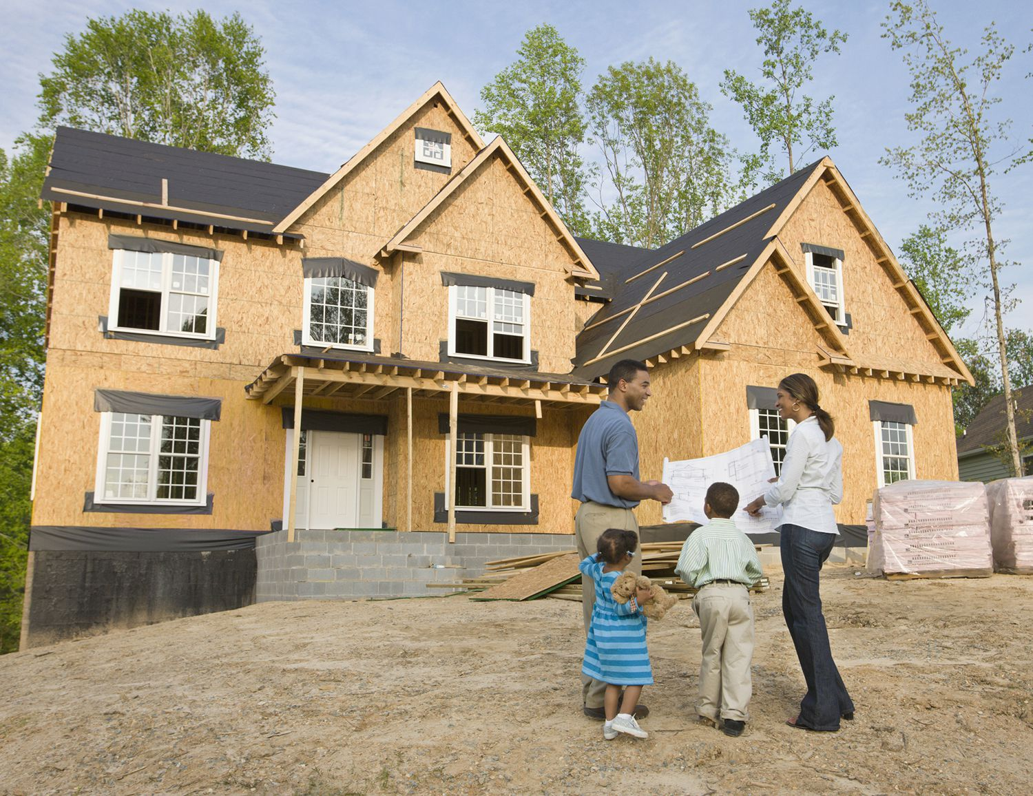 Getting A Mortgage When Constructing Your Personal Residence