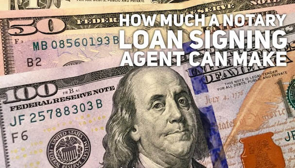 Study How A lot a Notary Mortgage Signing Agent Makes