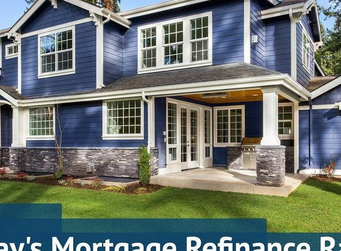 Present Mortgage Refinance Charges — September 28, 2021: Charges Tick Up