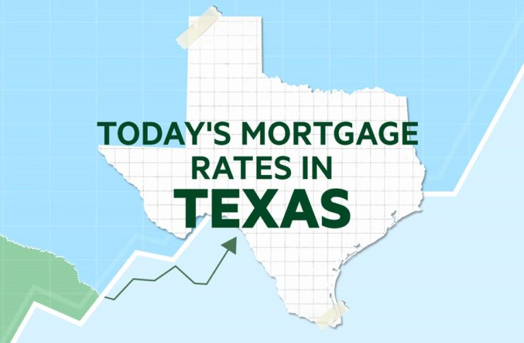 Right now's TX Mortgage & Refinance Charges